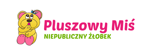 Logo Klub Maluszka Pluszowy Miś
